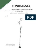 TAXONOMANIA 4