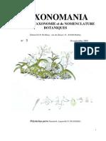 TAXONOMANIA 5