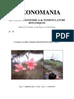 TAXONOMANIA 8