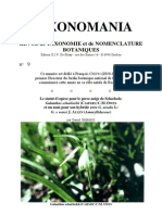 TAXONOMANIA 9