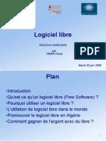 logiciel libre v1.0