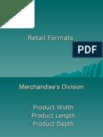 Chpt 2 - Retail Formats