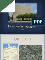Dresden Synagogue
