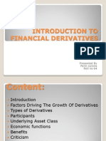 introductiontoderivatives-110821023117-phpapp01