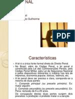 LEI PENAL (1) crimes  resumo  Inter crimes conduta típica tipicidade