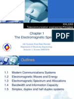 Topic 1-The Electromagnetic Spectrum