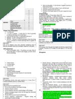 Med Surge 2 Mod 3 Study Guide