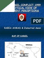 Slide Show on Kargil War