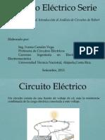 Circuito Eléctrico Serie