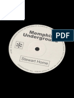Stuart Home-Memphis Underground a Novel