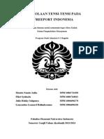 Pengelolaan Tensi-Tensi Pada PT Freeport Indonesia