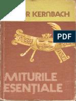 145043517 Victor Kernbach Miturile Esentiale