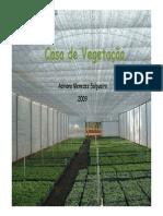 Aula - Casa de Vegetacao