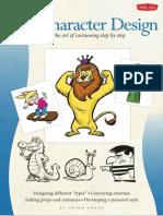 Cartooning Character Design