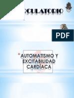 Automatismo Cardiaco LISTO