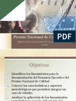 Presentacin Resumen Ejecutivo PDF