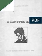 El Caso Dionisio Llanca (Roncoroni 1983)