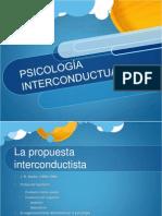 PSICOLOGÍA INTERCONDUCTUAL.pptx