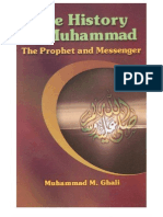 The History of Muhammad Peace Be Upon Him