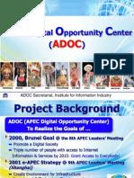 ADOC Project