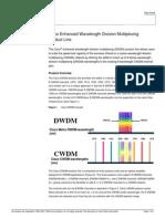 DWDM Cisco configuration
