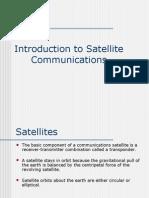 (Made Easily Readable) Satellite Comm. Basics