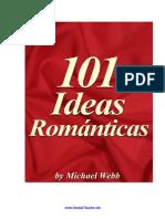 Bonus 101 Ideas Romanticas