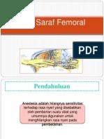 Blok Saraf Femoral