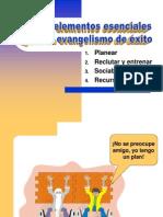 4 Elementos de Exito en Evangelismo