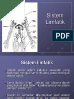 Sistem Limfatik(Biologi)