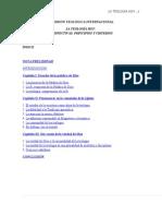 La teología hoy, perspectivas, principios y criterios CTI
