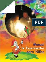 Manual Experimentos Preescolar