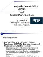 Ferguson EMC Test Fundamentals and Nuclear Power