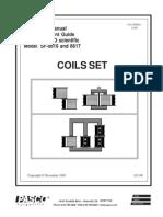 Coils-Set-Manual-SF-8616-and-SF-8617 en Español