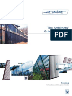 Procter Architects Guide to Fence