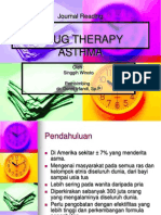 Drug Therapy Asthma
