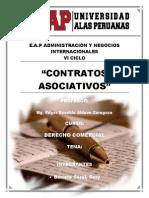 Contratos Asociativos y de Consorcio Expo