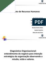 Slide katia - Diagnóstico Organ. - Silvia 1 e todos