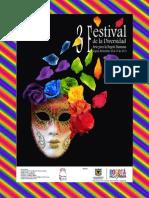CONVOCATORIA III Festival de La Diversidad