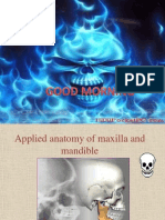 Applied Anatomy of Maxilla and Mandible Repeat