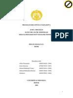 PKM K Batik Modifikasi Sebagai
