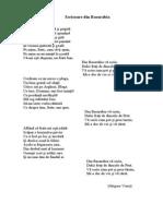 Grigore Vieru - Scrisoare Din Basarabia