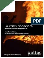 Crisis Financiera Torres