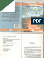 prefata yoga sadhana-swami krishnananada