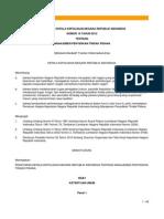 PERKAP No. 14 Tahun 2012 - Manajemen Penyidikan Tindak Pidana