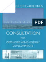Offshore Wind Energy Developments