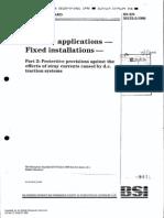 BS EN 50122-1999