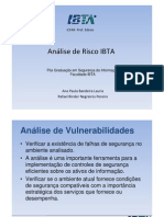 Microsoft Power Point - Analise de Risco - Atv2