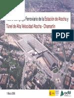 Proyecto Atocha Renfe Adif