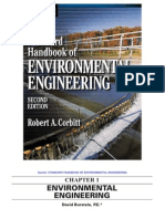 Standard Handbook of Environmental Engineering